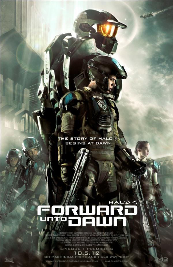 Halo 4 [2012] [Dvdrip] [Español Latino] [1 Link]