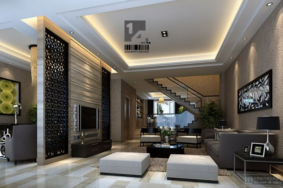 Interior House Residence And Apartment Design Modern And