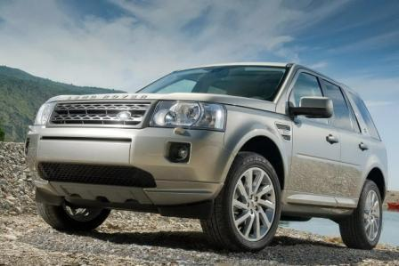 Land Rover Lr2 2011. The 2011 Land Rover LR2 is an
