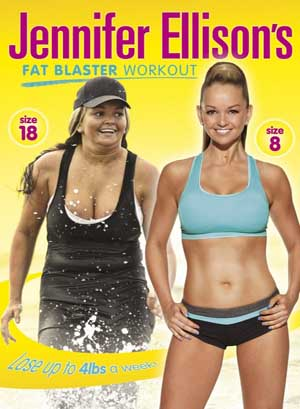 Jennifer Ellisons Fat Blaster Workout (2011)