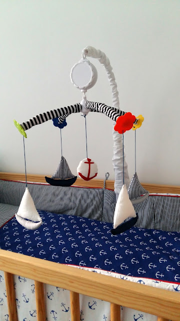 morskie dekoracje