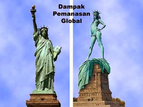 Akibat Pemanasan Global