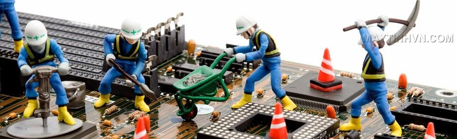 Dịch vụ bảo trì máy tính tại Hà Nội cho văn phòng,cá nhân...