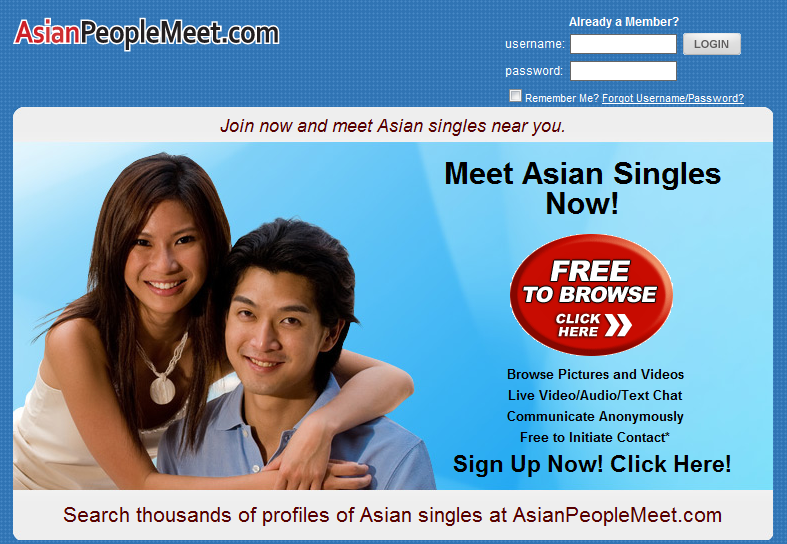 lawtey asian dating website Over 43 billion men and women live in asia, making up 60% of the world's  population, and asian-americans account for 56% of the american.