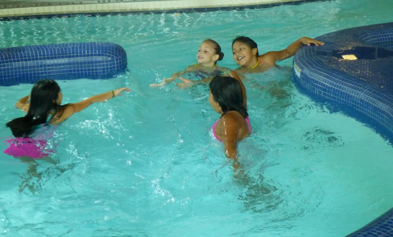 The Skyhawk Trail Make A Splash Swimming Program At The Y