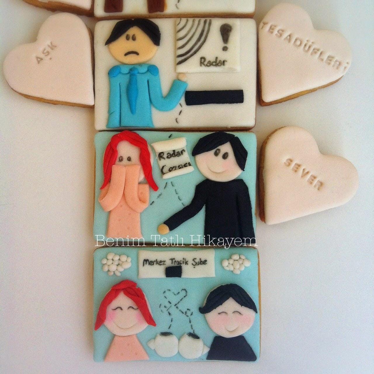 aşk kurabiyesi