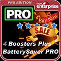BOOSTERS PLUS BATTERYSAVER PRO v5.7.8 Apk Download