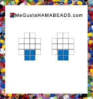 patrones hama beads