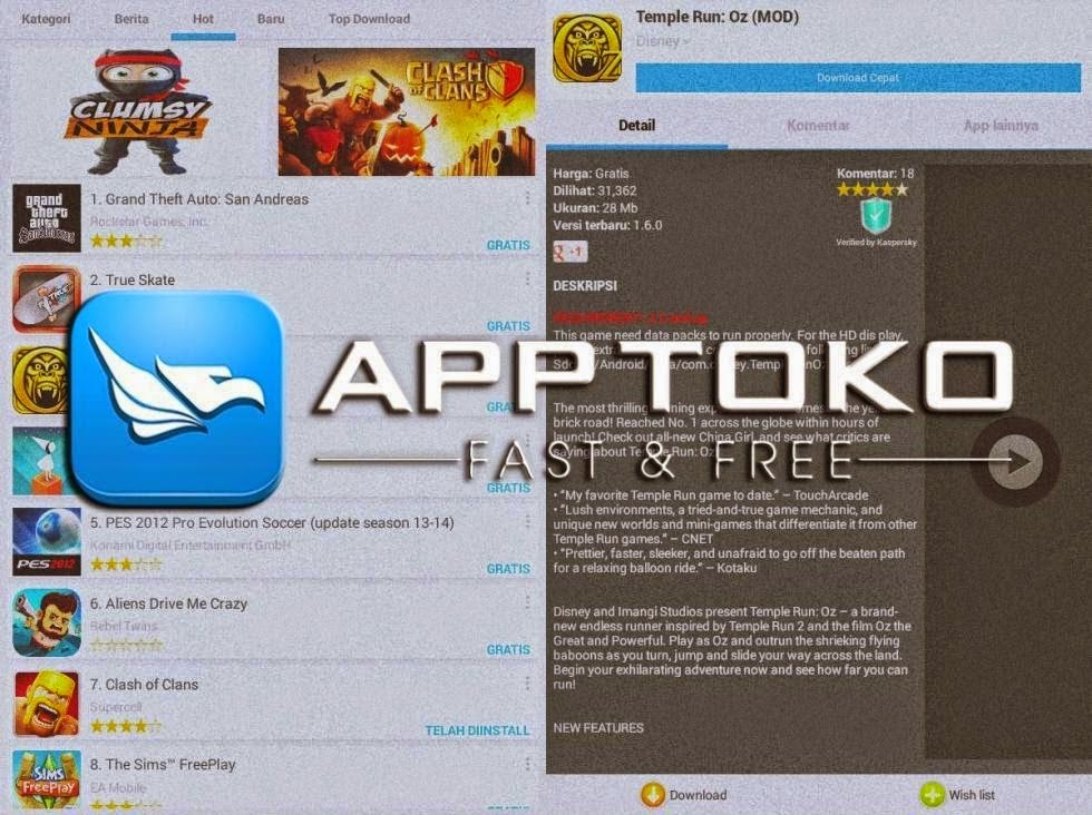 Apptoko Apk for Android