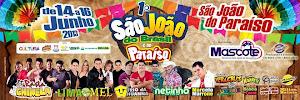 1º São João do Brasil em São João do Paraíso