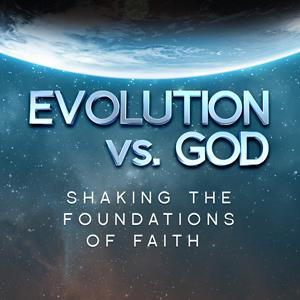 Have you seen the movie Evolution vs God yet?