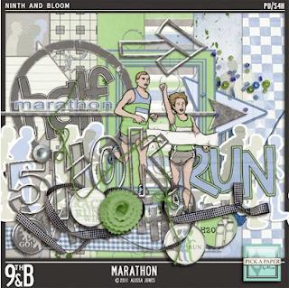 Marathon, Running Kit