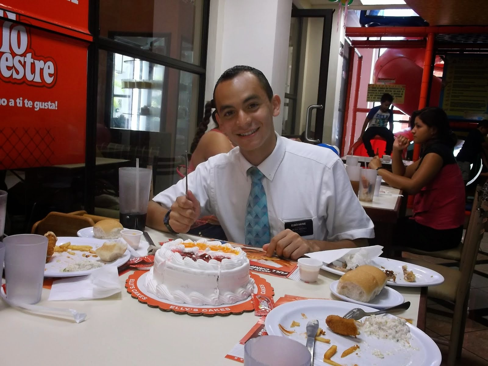 Happy B-Day Elder Haynie