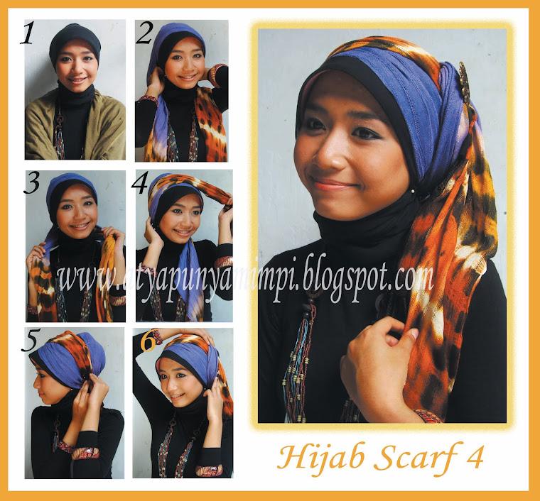 Hijab Scarf 4