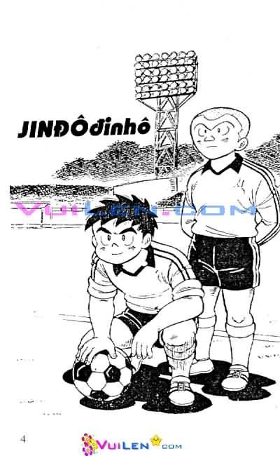 Jindodinho - Đường Dẫn Đến Khung Thành III  Tập 6 page 4 Congtruyen24h