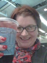 2013 Chicago Airport, Argo Tea