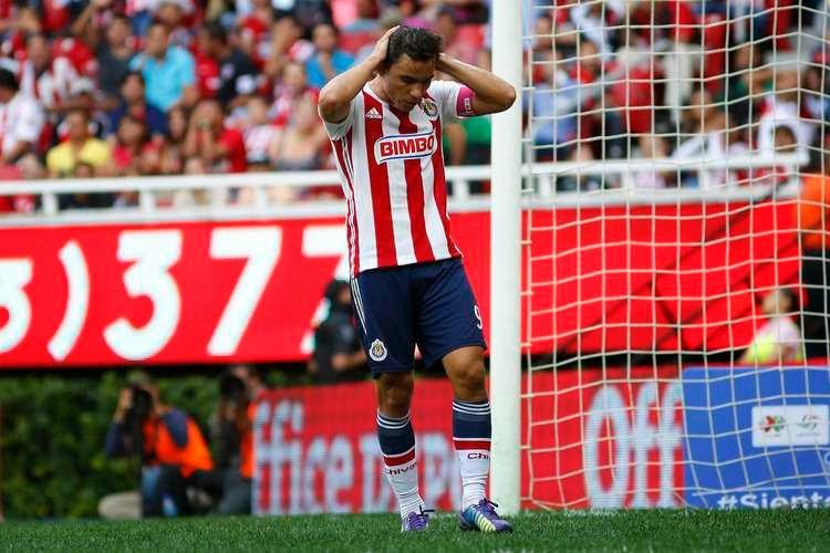 El último gol de Bravo fue el 16 de febrero ante Gallos Blancos.