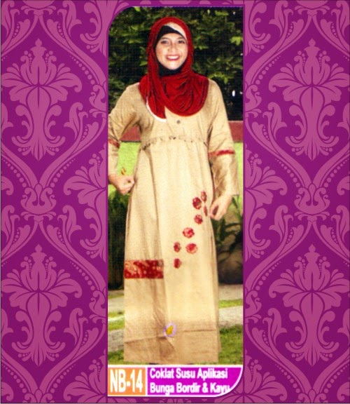 Gamis Muslim Moderen