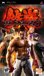 Download - Tekken 6 - PSP - ISO