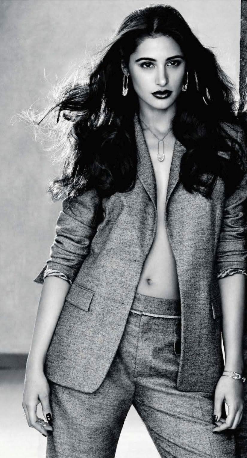 Nargis Fakhri Hot Photoshoot For GQ India Magazine Pics ...