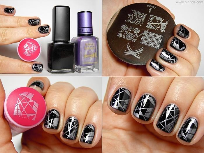 Konad Manicure m64