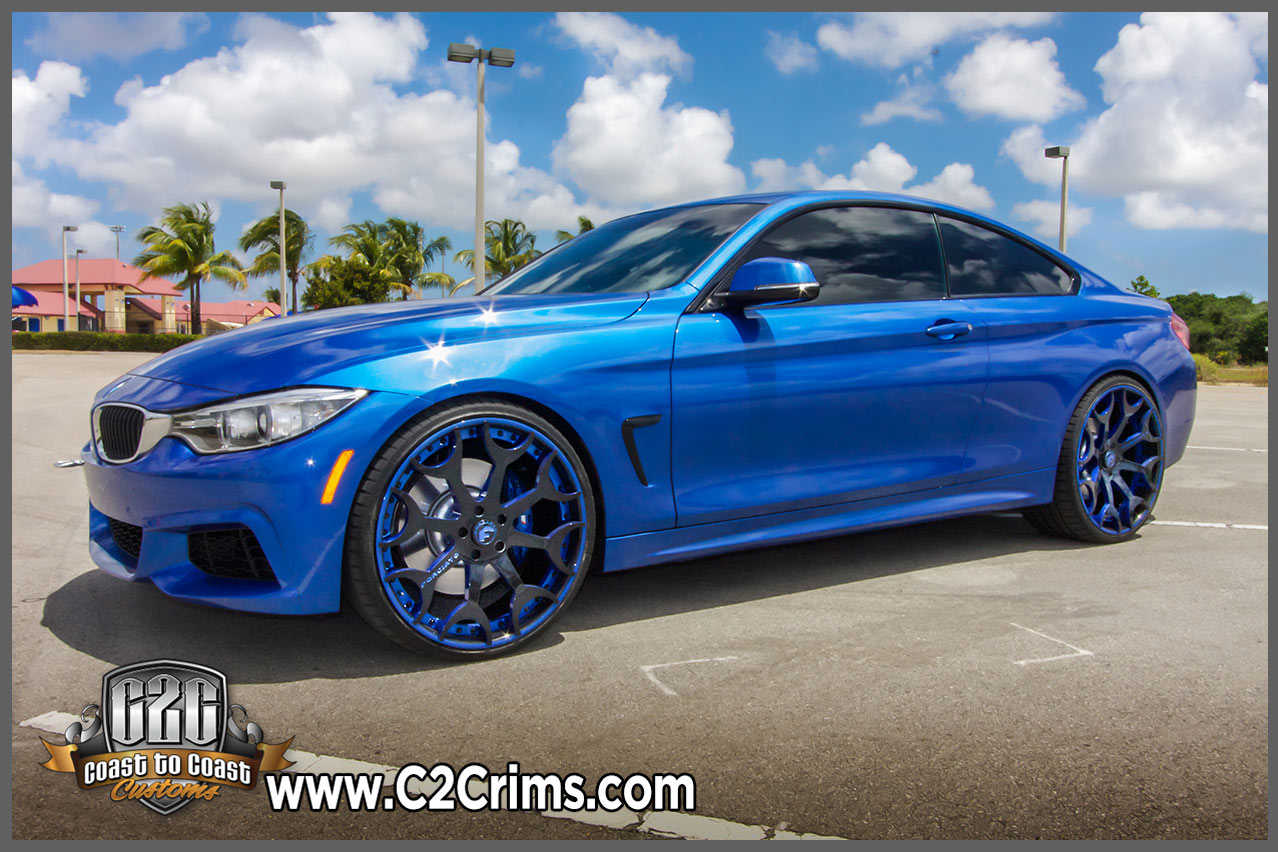 CC Rims BMW I M Sport - Bmw 435i m sport