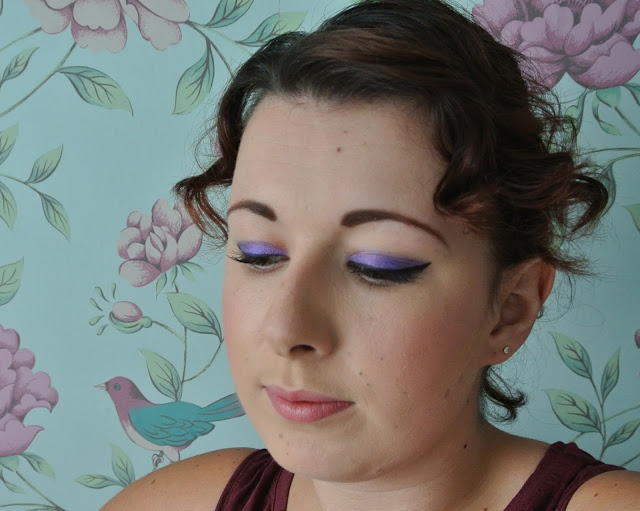 maybelline color tattoo endless purple review