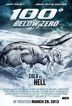 Bão Tuyết 2013 - 100 Degrees Below Zero (2013) Poster