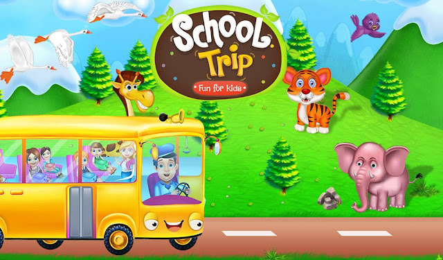kids school game