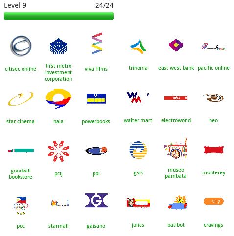 Logo Quiz Level 9