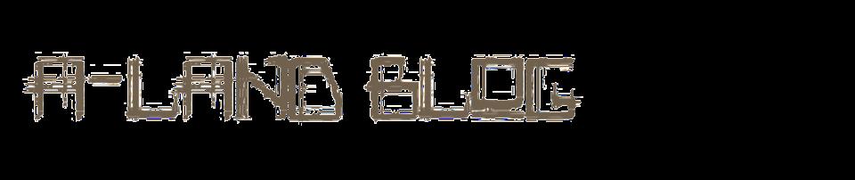 A-Land Blog