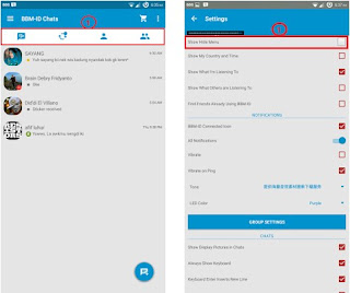 Download BBM-ID Mod Multi Themes Setting Standar-Dark-Transparan New v2.9.0.51 Apk