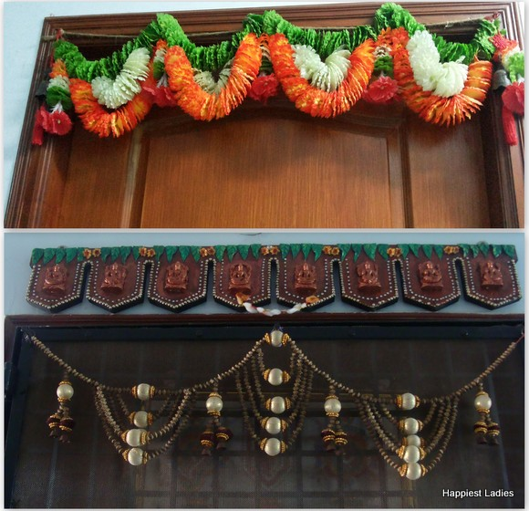 navratri home decoration