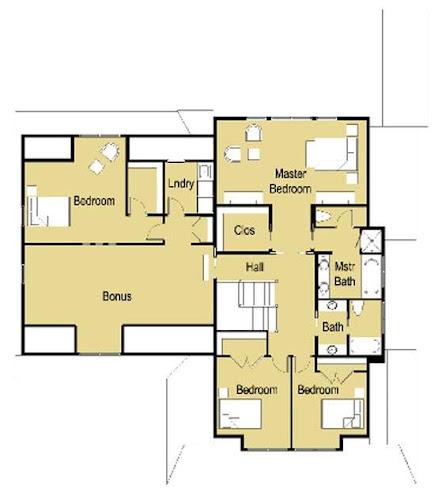 Modern, House, Floor, Plans