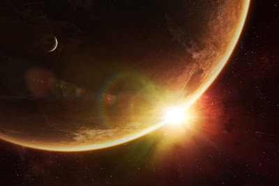 Wallpapernarium la luz de una estrella aparece apenas en for Espejo q aparece en una pelicula