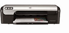HP Deskjet D1400/D2400/D4200 Printer Driver