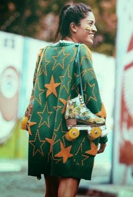casaco estrelas Farm Copa do Mundo