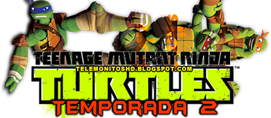Teenage Mutant Ninja Turtles 2012: Temporada 2 [720p]