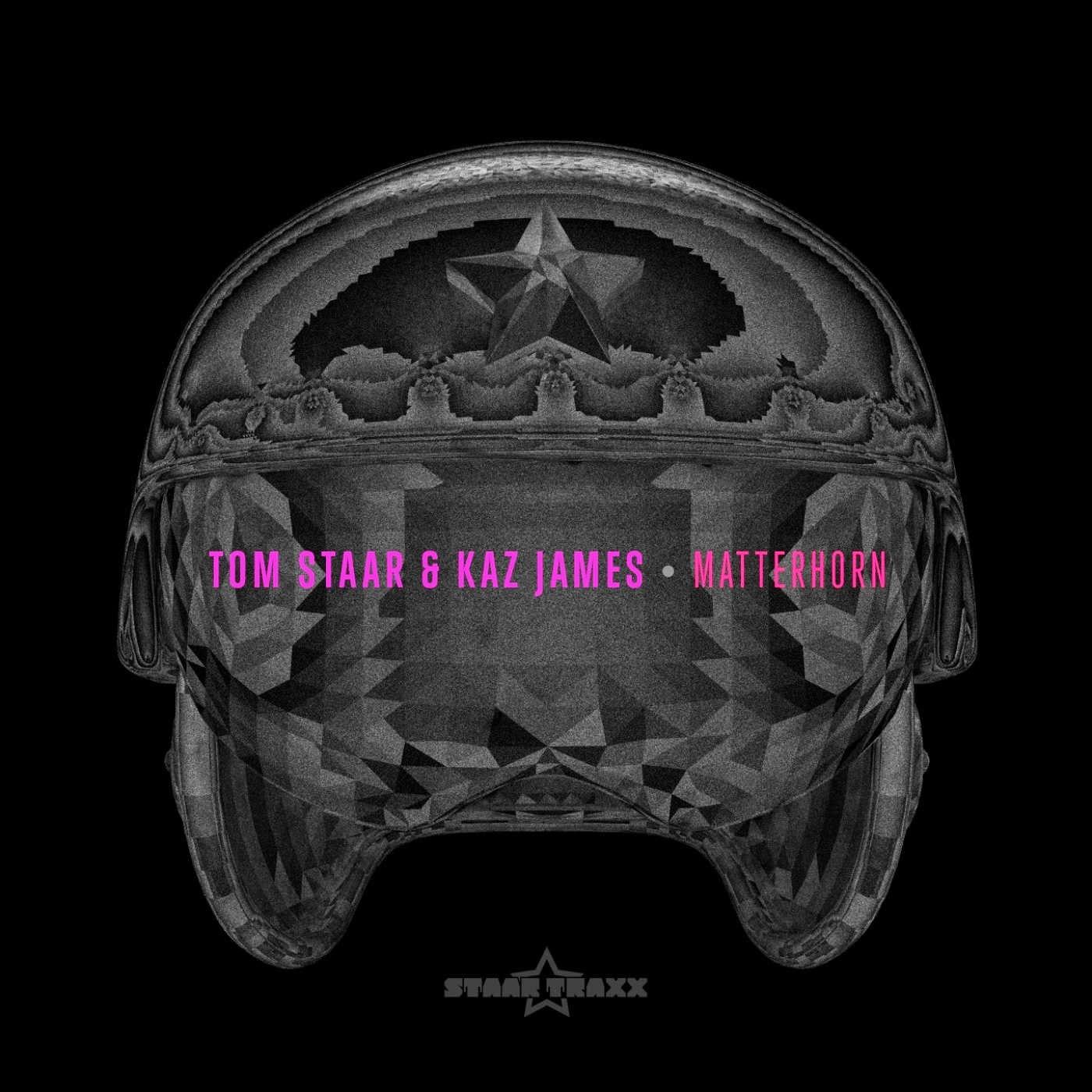 Tom Staar & Kaz James - Matterhorn - Single  Cover