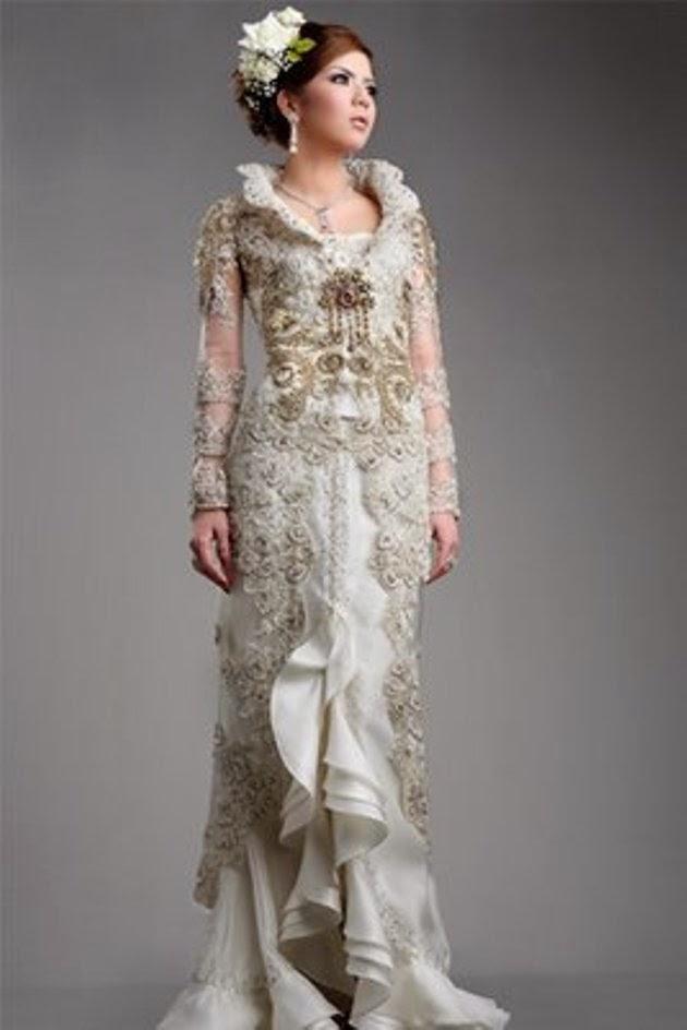Foto Model Baju Kebaya Pengantin Terbaru