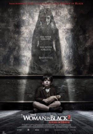 Jadwal THE WOMAN IN BLACK 2: ANGEL OF DEATH Rajawali Cinema 21 Purwokerto