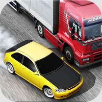 game balapan, android, traffic racer