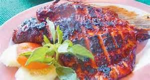 Resep Ikan Nila Bakar