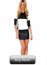 MONOCHROME DRESS - £18.99