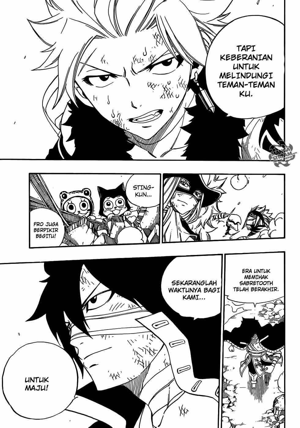 Fairy Tail - Chapter:330 - Page:08