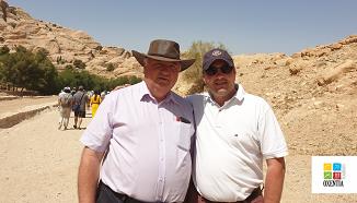 ✈️Mihail Manole în dialog cu pastorul Viorel Candrianu despre Petra