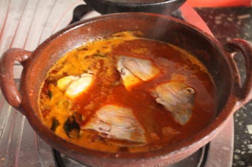 Yummy tummy fish head curry recipe for Fish head recipe