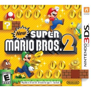 New Super Mario Bros 2 Release Date Nintendo 3DS