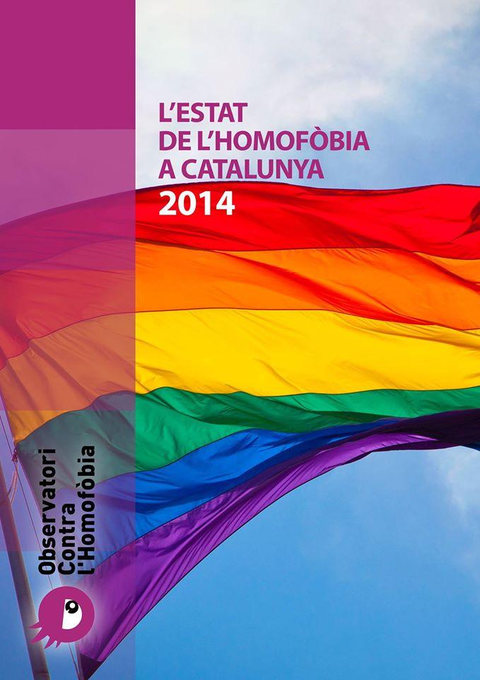 L'Estat de l'Homofòbia a Catalunya 2014