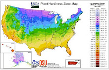 2012 USDA Zone Map